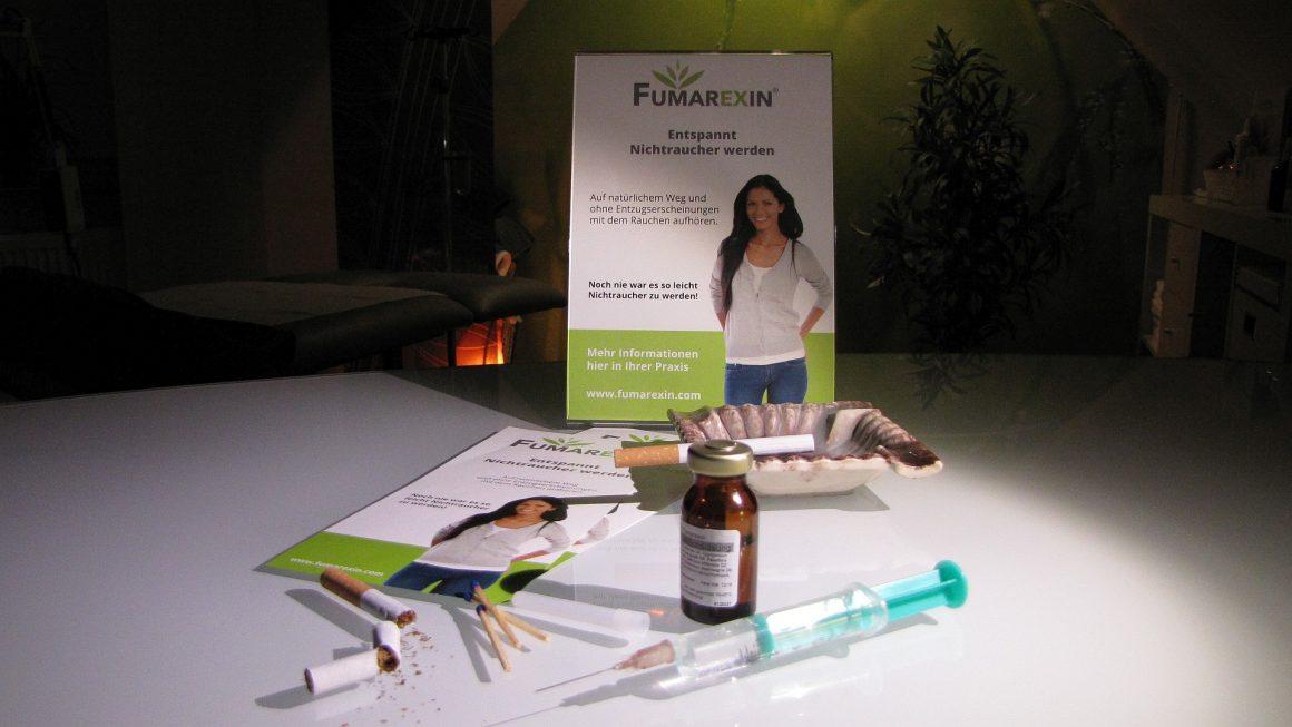 FUMAREXIN (Raucherentwöhnung)